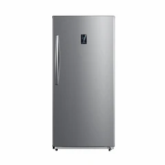 MIdea 418L Upright Freezer/Fridge Dual Mode Stainless Steel JHSD418SS