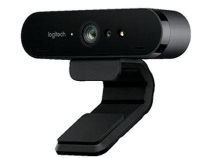 Logitech BRIO UHD 4K Webcam
