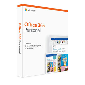 Office 365 Personal 2019 - 1 User - 1 Year