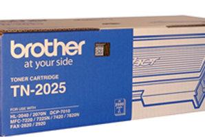 Brother TN-2025 Black Toner