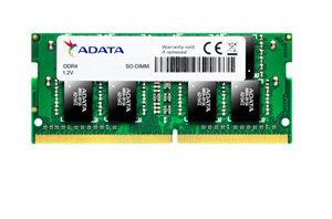 ADATA 32GB DDR4-2666 1024X8 SODIMM Lifetime wty