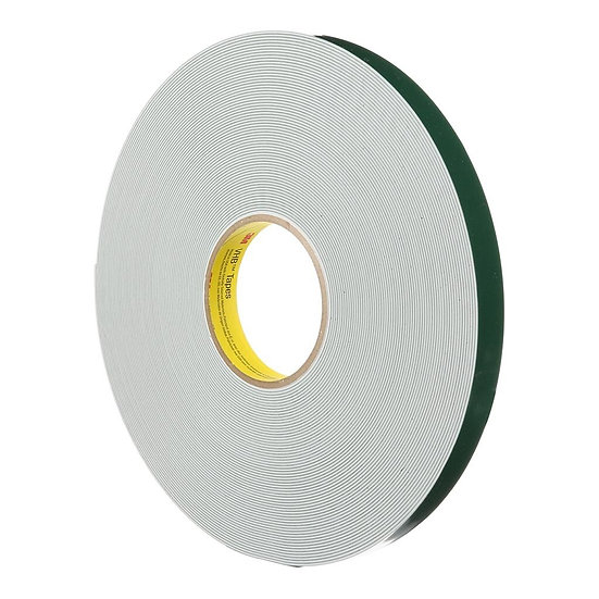 3M VHB Tape 4950 25mm x 33m White