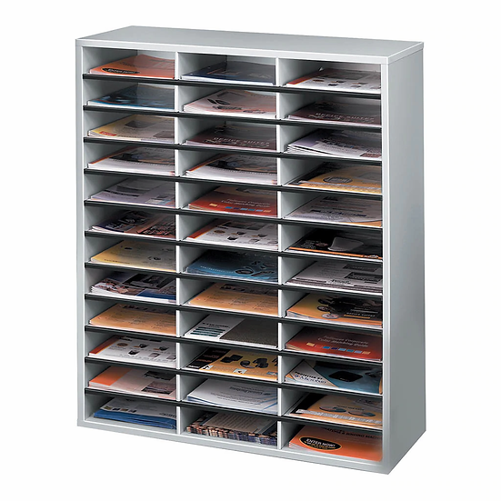Bankers Box Literature Sorter 36 Compartment