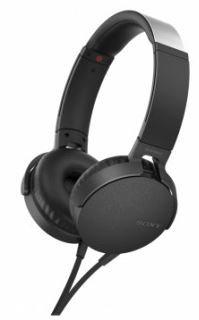 Sony MDRXB550APB Extra Bass Headphones - Overhead Style Black
