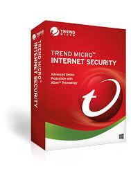 TrendMicro Internet Security AV+Spam 1-3 devices OEM