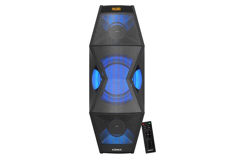 KONKA BLUE SPEAKER Model No. K-362AF