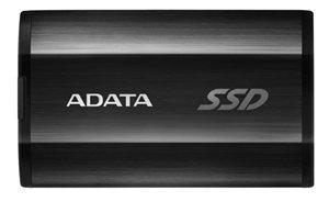 Adata SE800 USB 3.2 Type-C (Gen 2) Black External SSD 512GB