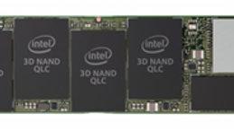 Intel 660P Series 512GB M.2 2280 PCIE QLC SSD