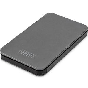 "Digitus SATA USB 3.0 Gen 1 Type-C 2.5"" SSD/HDD Enclosure"