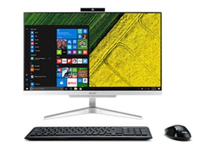 """Acer Aspire C24-960 23.8"""" FHD i5-10210U 8GB 128GB SSD 1TB AIO W10Home"""