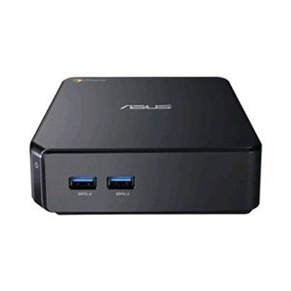 ASUS CHROMEBOX 2 FOR MEETING LCB INTEL I7-5500U 2X2GB RAM 16GB M.2 SSD HDMI/DISP