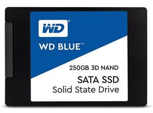 WD Blue SATA3 3D SSD 250GB 5yr wty