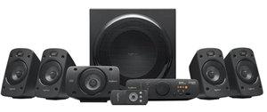 Logitech Z906 5.1 Channel Surround Sound 500W Multimedia Speakers