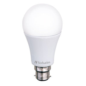 Verbatim Classic A B22 11W 900lm 6000K Cool White Dimmable