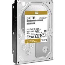 "Refurbished WD Enterprise Gold SATA3 3.5"" 6TB 128MB 7200RPM 1Yr wty"