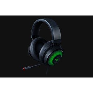 RAZER KRAKEN ULTIMATE - USB SURROUND SOUND HEADSET WITH ANC MICROPHONE - BLACK -