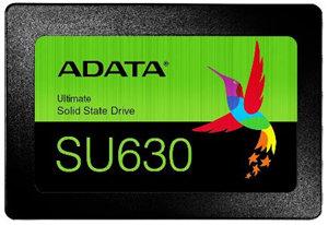 "ADATA SU630 Ultimate SATA 3 2.5"" 3D NAND QLC SSD 960GB"