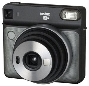 Fujifilm Instax Square SQ6 Camera - Graphite Grey