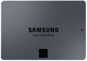 """Samsung 860 QVO 2.5"""" 1TB SSD QLC V-NAND SATA III 3 yr WTY"""