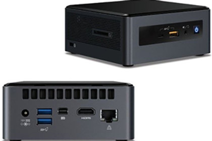Intel NUC8I5INHX i5-8265U NUC Kit w/8GB RAM+ 2GB Radeon 540X gfx