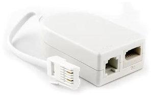 Dynalink C10 ADSL2+ MicroFilter
