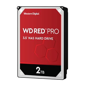 "WD 2TB Red Pro 3.5"" SATA3"