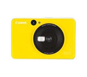 Canon Inspic 2 in 1 Camera and Instant Mini Photo Printer Yellow