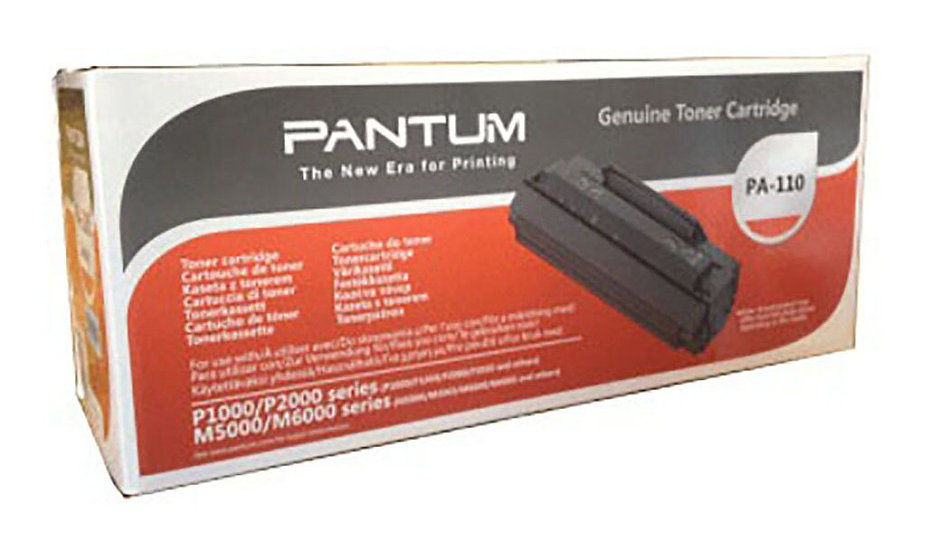 Genuine Pantum PA110 Toner Cartridge