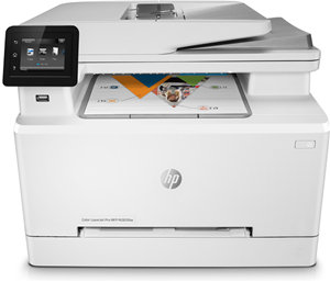 HP Colour LaserJet Pro MFP M283fdn 21ppm Laser MFC Printer