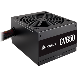 CORSAIR CV650 650W 80 PLUS BRONZE POWER SUPPLY