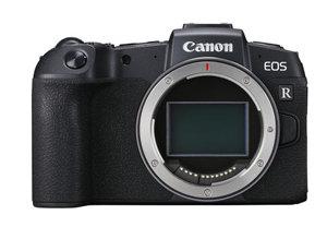 Canon EOS RP 26.2MP Full Frame Camera Body + EF/EFS Lens Adapter