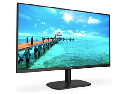 "AOC 27B2H 27"" 16:9 1920x1080 FHD IPS VGA HDMI 75Hz Ultra Slim Monitor"
