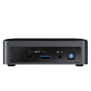 Intel NUC BXNUC10i3FNK4 i3-10110U 2.1 GHz up to 4.1 GHz Dual Core 4MB Cache 25W