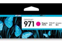 HP 971 Magenta Ink Cartridge