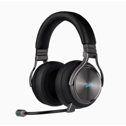 CORSAIR VIRTUOSO RGB WIRELESS HIGH-FIDELITY GAMING HEADSET - SPECIAL EDITION (GU