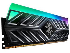XPG Spectrix D41 16GB (2*8GB) DDR4-3600 RGB Black Lifetime wty