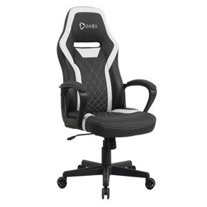 ONEX GX1 Series Office/Gaming Chair - Black/White