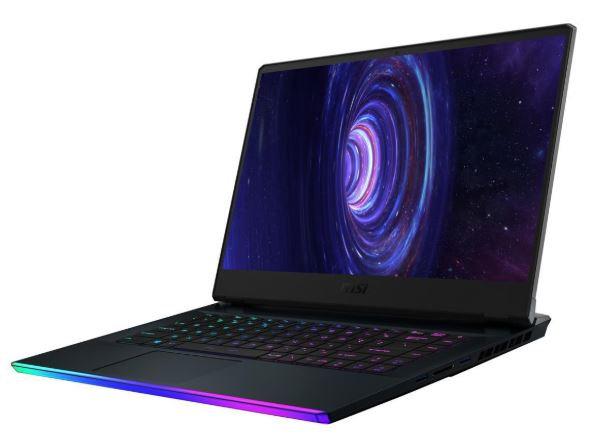 "MSI GE66 Raider Gaming Laptop 15.6"" FHD 300Hz SuperFast screen Intel i7-10750H 1"