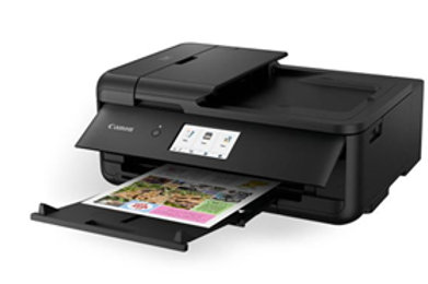 Canon PIXMA TS9560 Compact A3/A4 Inkjet MFC Printer Black
