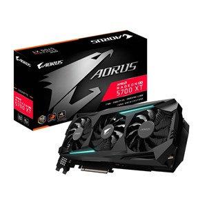 Gigabyte Radeon RX 5700 XT 8GB GDDR6 256-bit memory interface BIOS Switch for OC