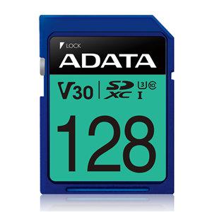 ADATA Premier Pro UHS-I U3 V30 SDXC Card 128GB