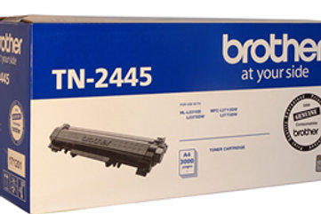 Brother TN-2445 Black High Yield Toner