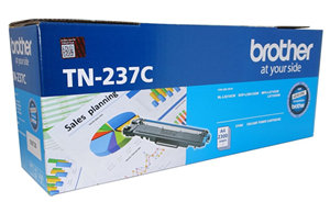 Brother TN-237C Cyan High Yield Toner Cartridge