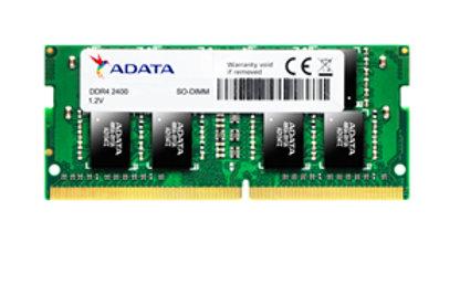 ADATA 8GB DDR4-2400 1024X8 SODIMM Lifetime wty