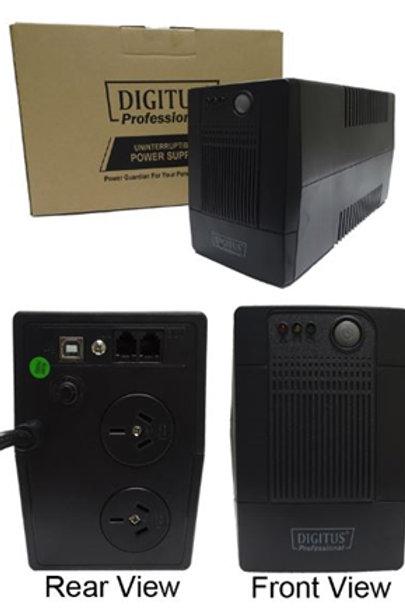 Digitus Line Interactive 1500VA UPS (1500VA / 900W)