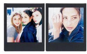 Fujifilm Instax Square Film 10 Pack Black Frame