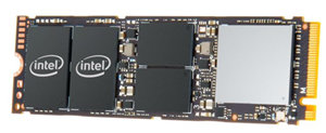 Intel 760P Series M.2 2280 PCIE SSD 512GB