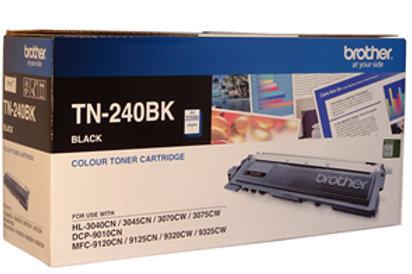 Brother TN-240BK Black Toner