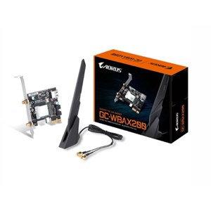 Gigabyte Aorus GC-WBAX200 MU-MIMO Dual-Band AX2400 + Bluetooth5.0 PCI-E Wireless