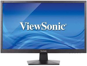 "ViewSonic VA2407H 24"" 1920x1080 FHD 5ms Monitor VGA HDMI"